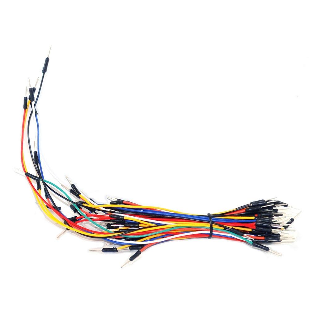 Arduino Jumper Cables : Cables macho a jumper para arduino protoboard