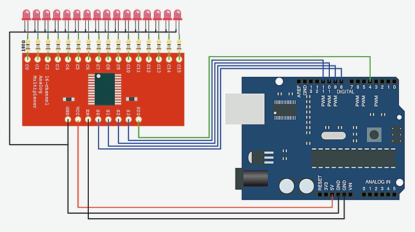 multiplexor_arduino_led